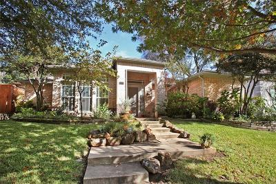 Single Family Home For Sale: 18712 Mapletree Lane