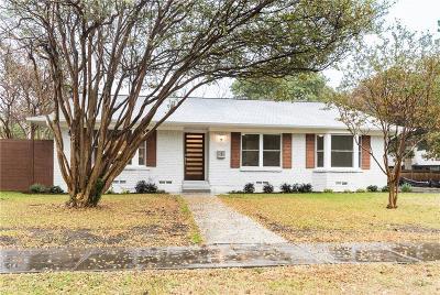 Richardson Single Family Home Active Option Contract: 902 Glen Cove Drive