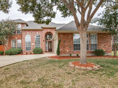 Allen Single Family Home For Sale: 1503 Terlingua Court