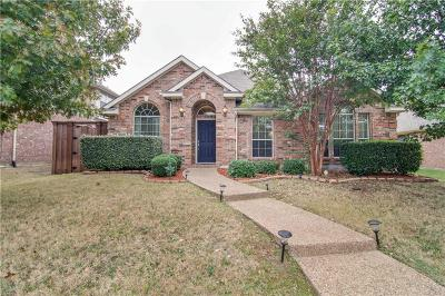 Frisco Single Family Home Active Option Contract: 2271 Maserati Drive