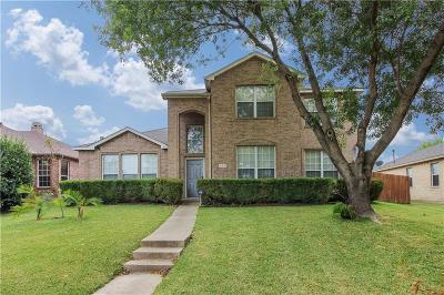 Mesquite Single Family Home For Sale: 922 Dandelion Drive