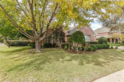 Flower Mound Single Family Home For Sale: 4601 Remington Park Drive
