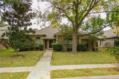 Irving Single Family Home For Sale: 759 Red River Trail