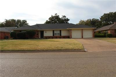 Abilene Single Family Home For Sale: 2050 Brentwood Drive