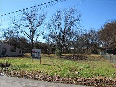 Stephenville Residential Lots & Land For Sale: 960 N Chamberlain Street