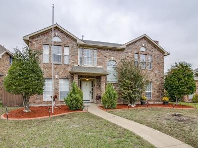 Mesquite Single Family Home For Sale: 1608 Lacy Lane