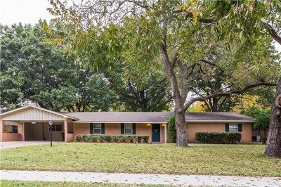 Corsicana Single Family Home For Sale: 1104 Dobbins Road