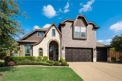 Euless Single Family Home For Sale: 206 Ridgewood Drive