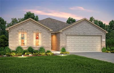 Aubrey Single Family Home For Sale: 1821 Vernon Drive