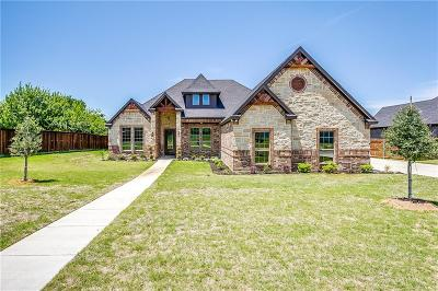 Burleson Single Family Home For Sale: 2160 Rock Tank Trail