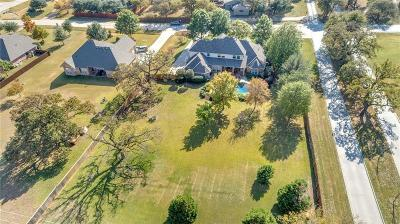 Double Oak Single Family Home For Sale: 180 Timberleaf Court