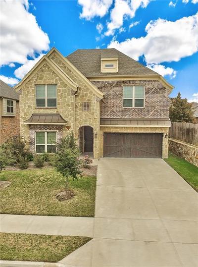 Frisco Single Family Home For Sale: 10544 Keathley Drive