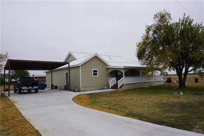 Navarro County Single Family Home Active Contingent: 709 S Garitty Street