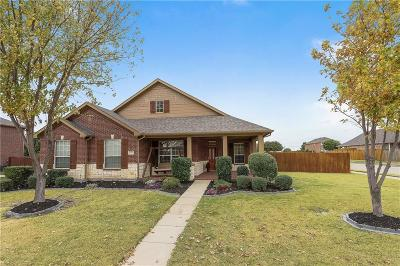Wylie Single Family Home Active Option Contract: 613 Decatur Way