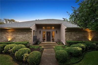 Single Family Home For Sale: 6620 Robin Willow Court