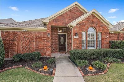 Frisco Single Family Home Active Option Contract: 10215 Belfort Drive