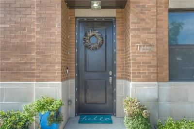 Fort Worth Townhouse For Sale: 1112 S Adams Street