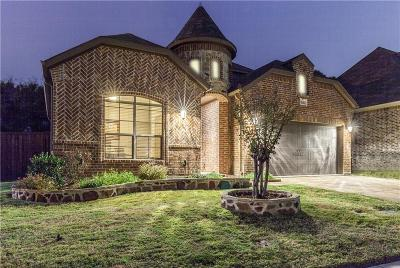 Lewisville Single Family Home For Sale: 136 Andrea Court