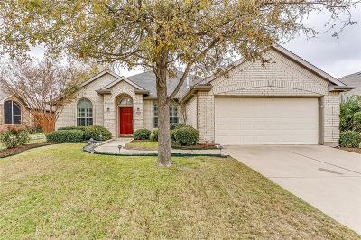 Mansfield Single Family Home For Sale: 2402 Hillary Trail