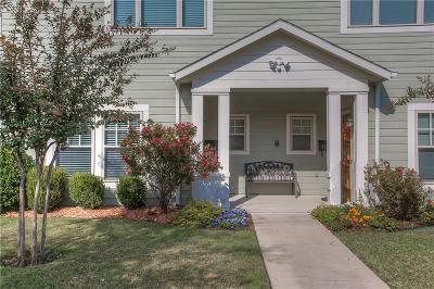 Fort Worth Townhouse For Sale: 3418 W 4th Street