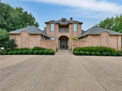 Fort Worth Single Family Home For Sale: 6437 Ridglea Crest Drive