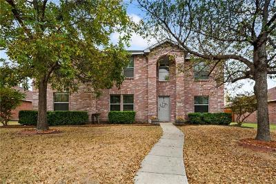 Wylie Single Family Home For Sale: 2808 Bissell Way
