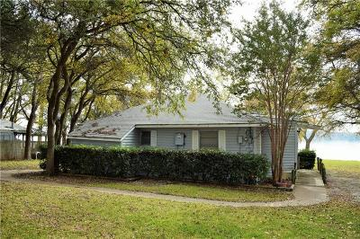 Weatherford Single Family Home For Sale: 1327 E Lake Drive