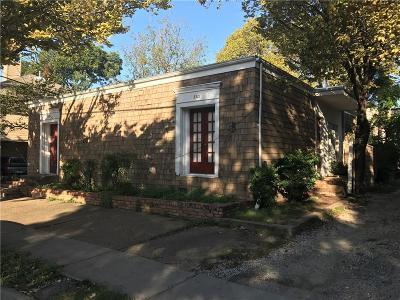 Multi Family Home For Sale: 3319 Throckmorton
