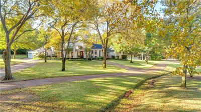 Flower Mound Single Family Home For Sale: 3813 Park Bend Drive