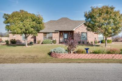 Haslet Single Family Home Active Option Contract: 13516 Copper Canyon Drive