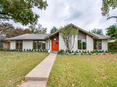 Single Family Home For Sale: 7129 Mimosa Lane