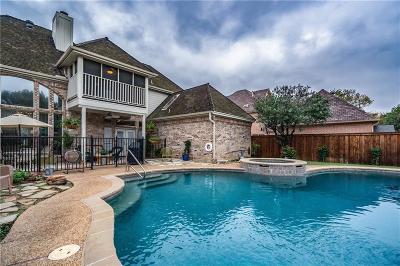 Arlington Single Family Home Active Option Contract: 2821 W Shadow Drive