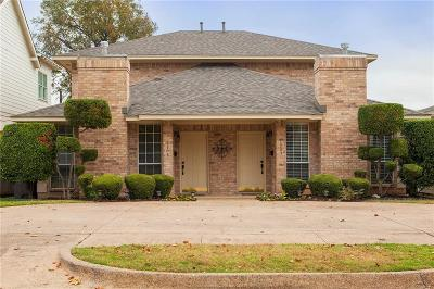 Fort Worth Half Duplex For Sale: 1707 Tremont Avenue