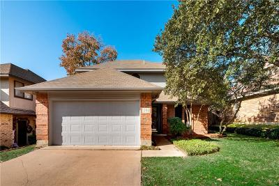 Grapevine Single Family Home For Sale: 1203 Hillwood Way