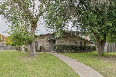 Richardson Single Family Home For Sale: 815 Napier Drive