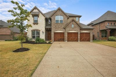 Prosper Single Family Home For Sale: 750 Hampshire Court