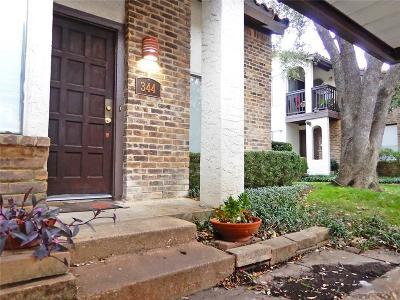 Dallas Condo For Sale: 14151 Montfort Drive #344