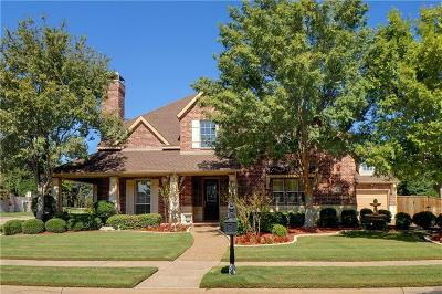 Flower Mound Single Family Home For Sale: 4712 Fairbank Lane