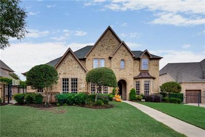Southlake Single Family Home Active Option Contract: 2012 Vail Road
