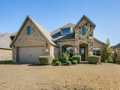 Single Family Home For Sale: 507 Black Oak Trail