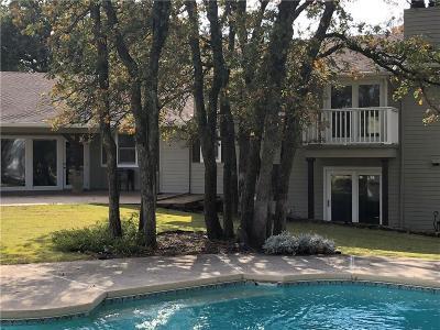 Argyle Single Family Home For Sale: 2385 E Hickory Hill Road