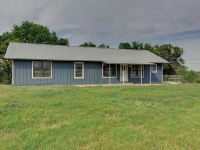 Graham Single Family Home For Sale: 2338 Fm Road 3003