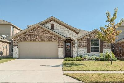 Frisco Single Family Home For Sale: 5105 Texana Drive
