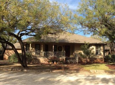 Abilene Single Family Home Active Kick Out: 5330 Iberis Road