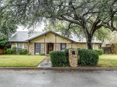 Grapevine Single Family Home For Sale: 2901 Tumbleweed Trail