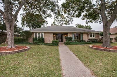Richardson Single Family Home For Sale: 438 Sheffield Drive