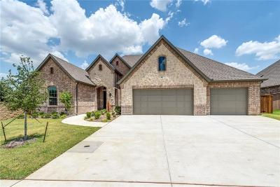 Flower Mound Single Family Home For Sale: 5820 Sicily Way