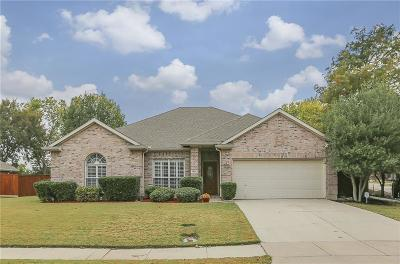 Irving Single Family Home Active Option Contract: 10113 Carano Court