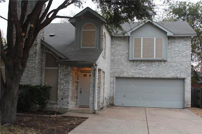 Haltom City Single Family Home For Sale: 4232 Maryanne Place