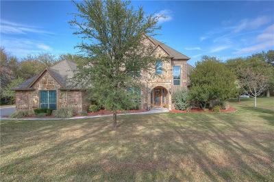 Aledo Single Family Home For Sale: 100 Muir Hill Drive